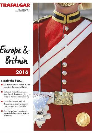 EUROPE AND BRITAIN 2016