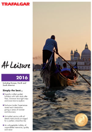AT LEISURE 2016