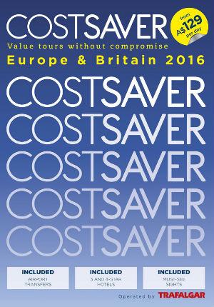 COSTSAVER EUROPE AND BRITAIN 2016