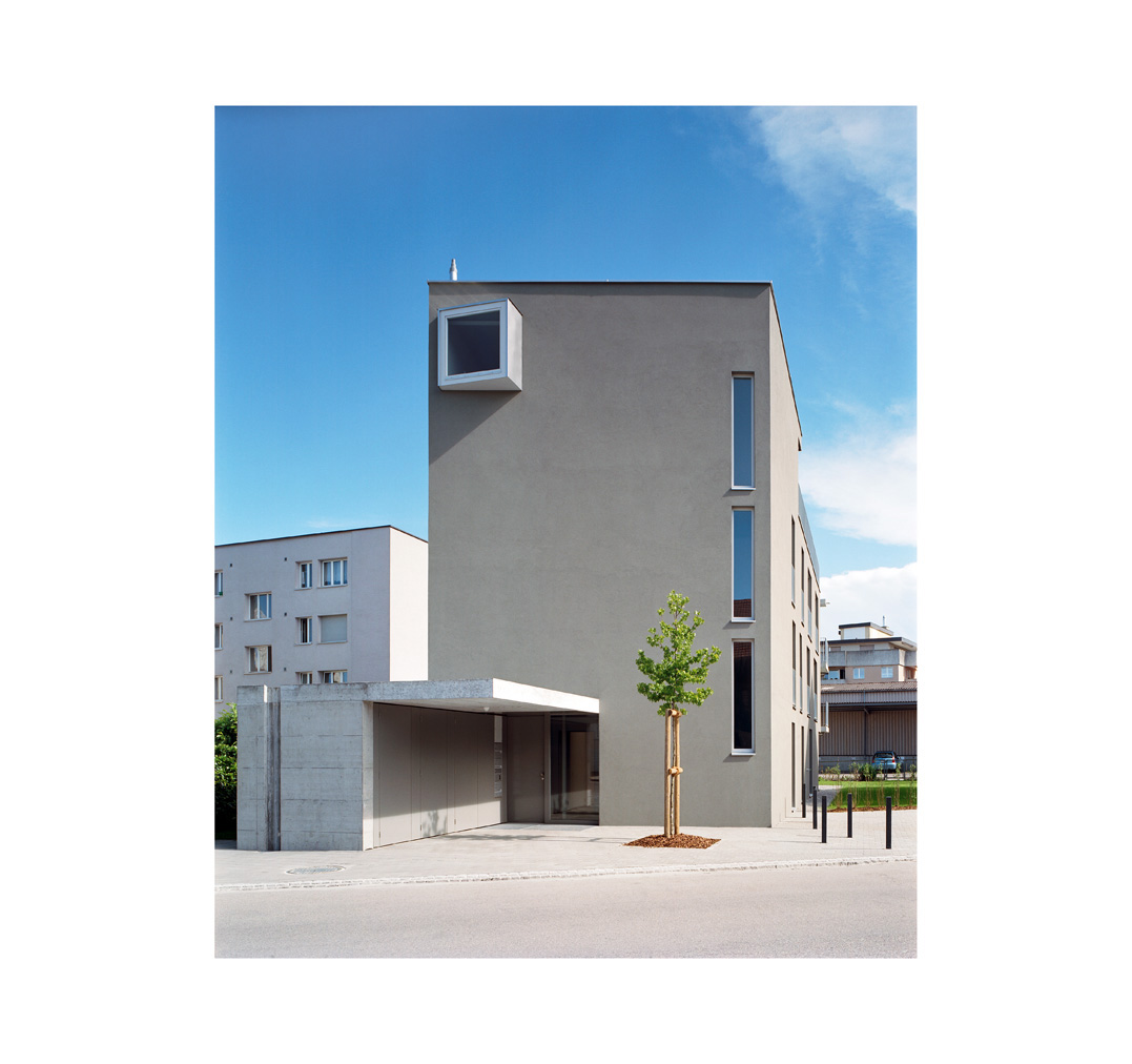 Neubau Wohnhaus, Romanshorn    Architektur:  Felix Partner Architektur AG, Zürich   www.felixpartner.com