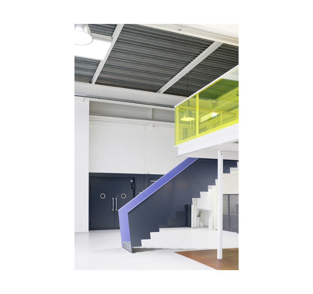 Showroom Autohandel, Winterthur     Architektur:  Weiss & Schmid Architekten, Winterthur