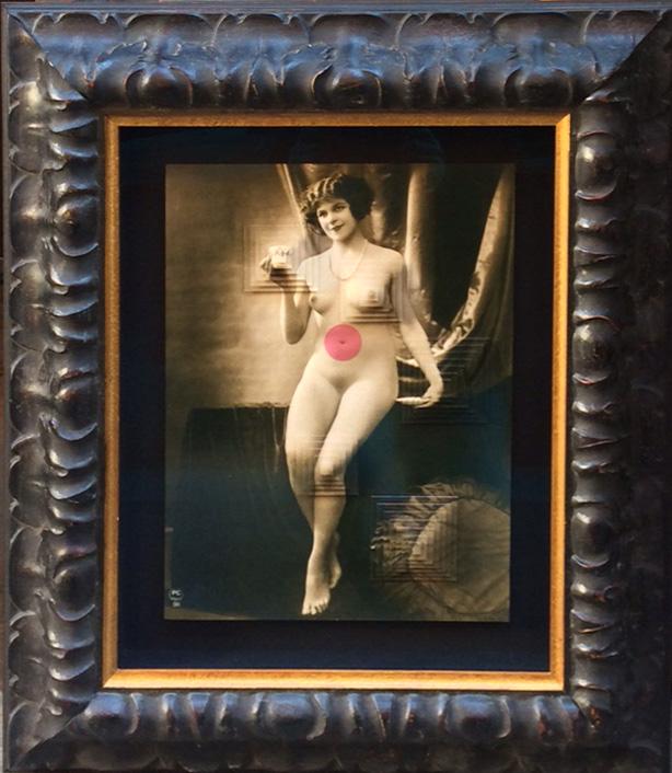 16. Galleria-l'Affiche_Alfred-Drago-Rens_Madame-Espresso#3_64x54cm.JPG