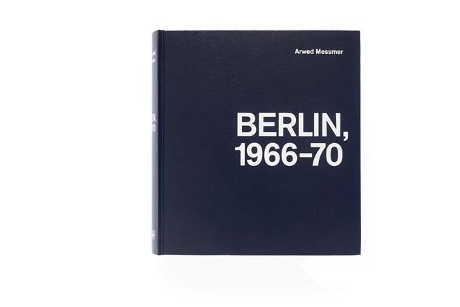 Arwed Messmer Berlin 1966–70 Cover.jpg