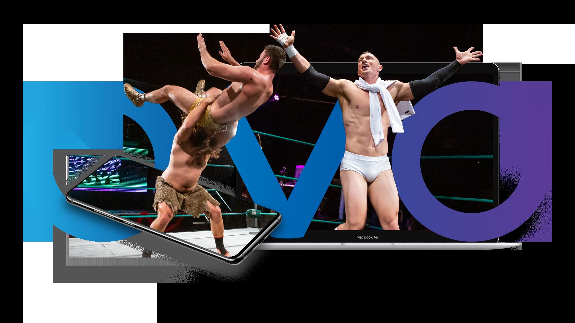 Pro Wrestling Australia on OVO - Pro Wrestling Australia