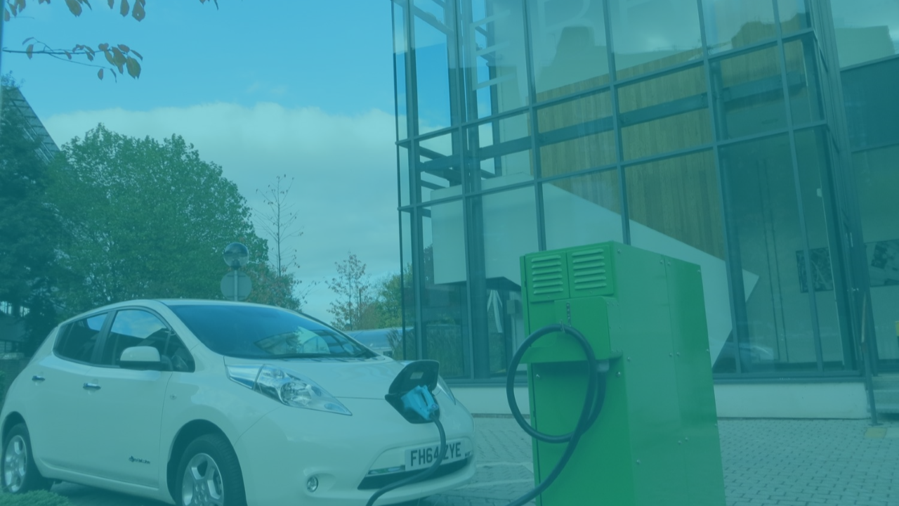 EV2X - Intelligent EV Charging for Car Parks and Fleet