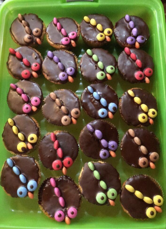 Victorias Kücken-Muffins