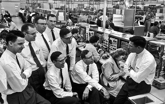 The Traitorous Eight, Fairchild Semiconductors.