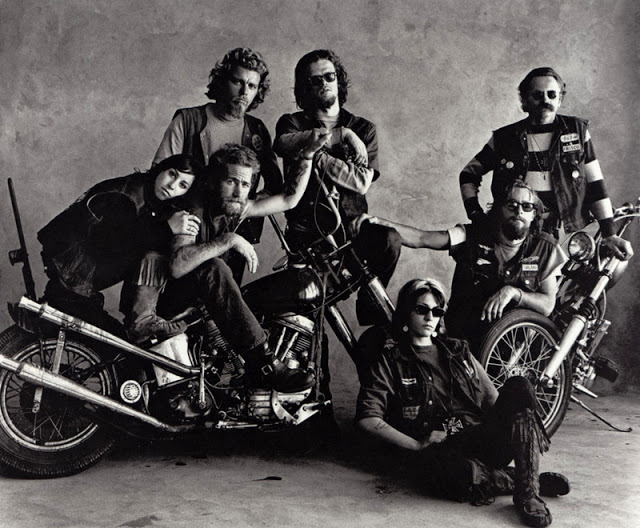 Hell's Angels.