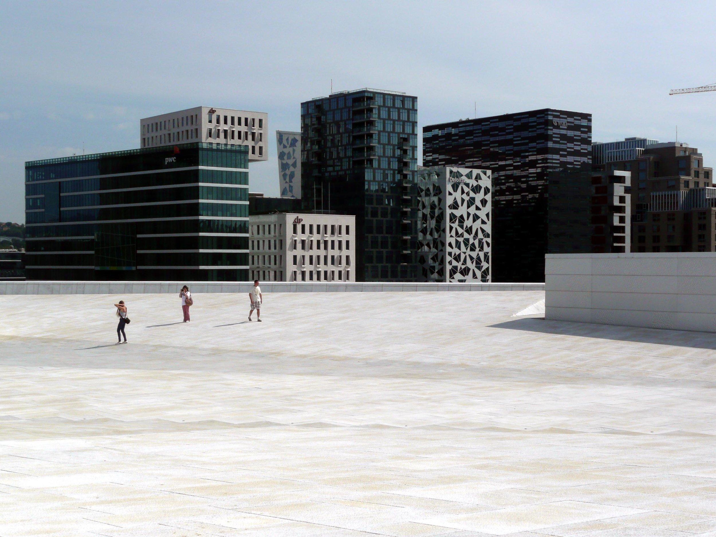Keynote at the Oslo Metropolitan Area - 25.04.2017 - Avantor HQ, Oslo - Presenting,