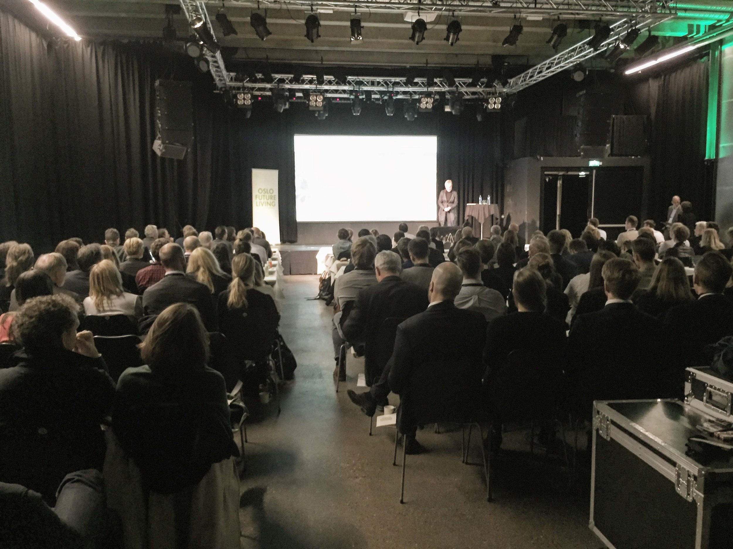 Speaker at the Oslo Future Living - 11.05.2017 - Vulkan, Oslo - Tin will be presenting,