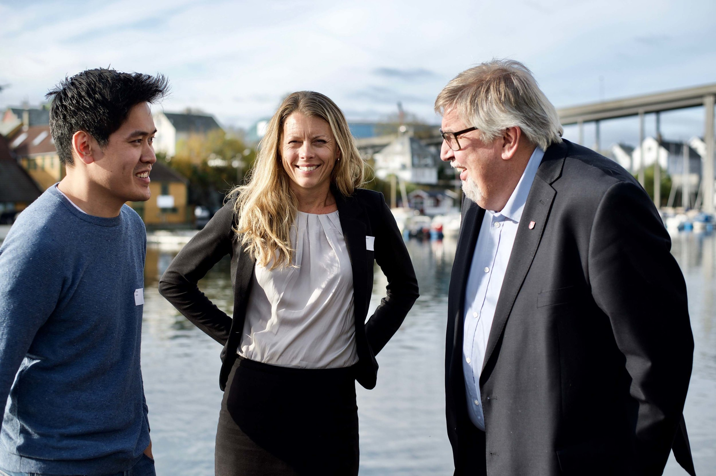 Speaker at ByLIVsenteret's conference on Inclusive Places - 18.10.2017 - Scandic Maritime Hotel, Haugesund - Presenting,