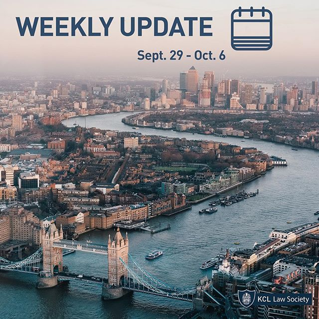 Your weekly update!