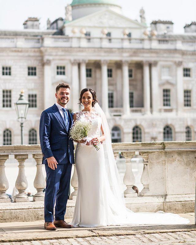 Loveliest couple, loveliest day. Just lovely 👌🏻 - #weddingfilmmaker #weddingphotography #weddingphotographer #londonwedding #sommersethouse #weddinginspiration #weddinginspo #londonweddingphotographer #weddingvideography #fineartwedding