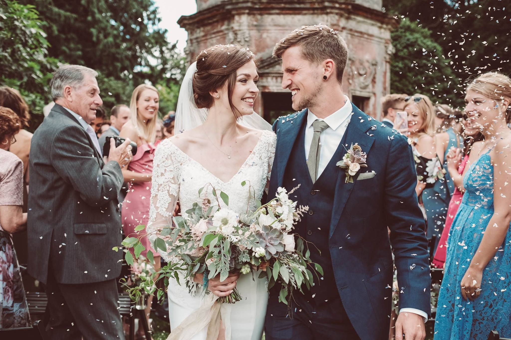 Jake & Faye's Wedding Credit:  Lemonade Pictures