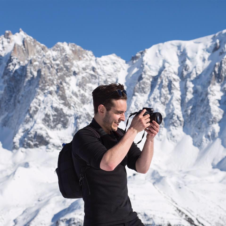 Callum Toms Wedding Videographer at Pretlove & Co