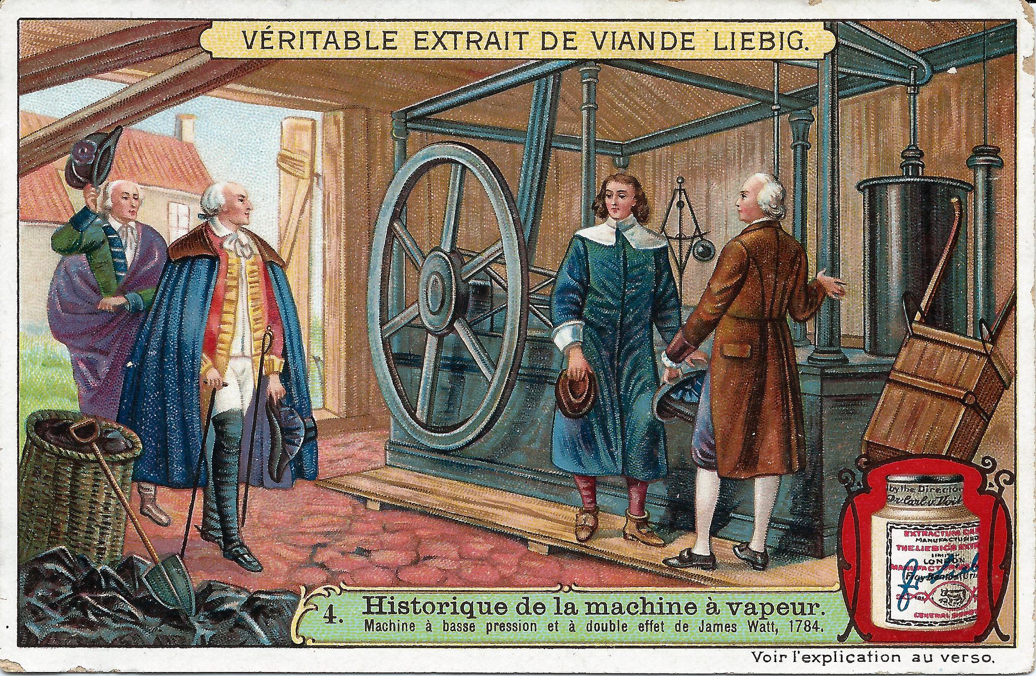 Historique de la machine à vapeur (4)