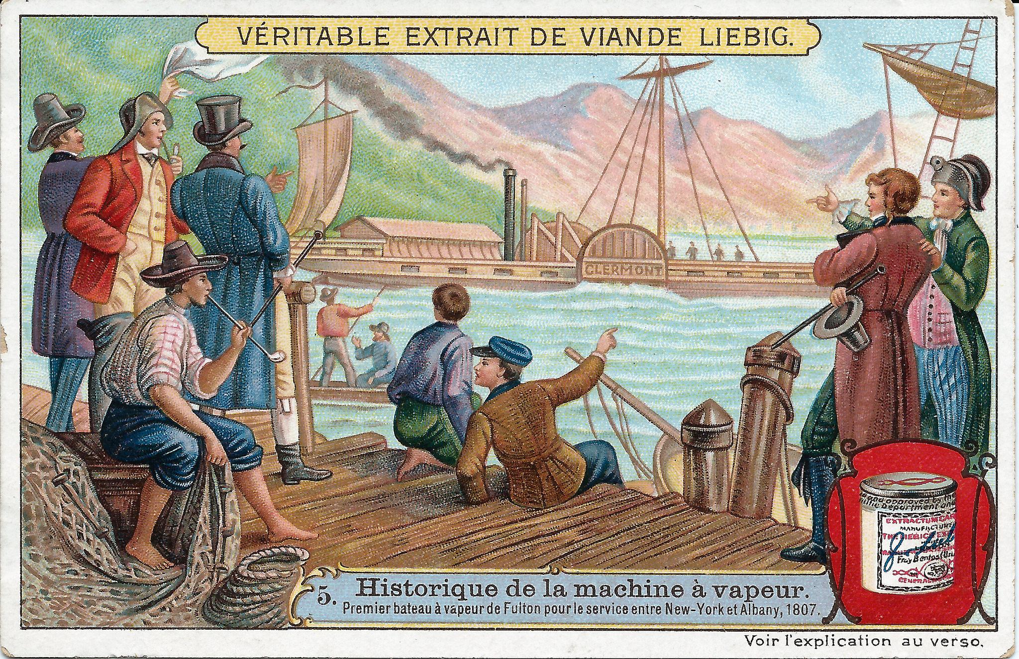 Historique de la machine à vapeur (5)