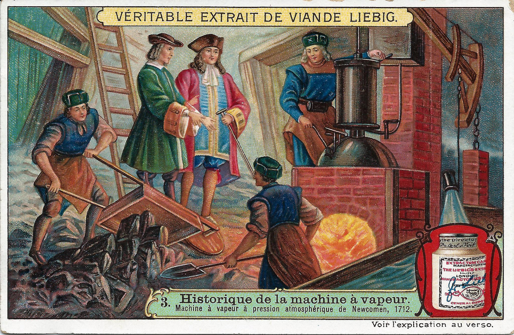 Historique de la machine à vapeur (3)