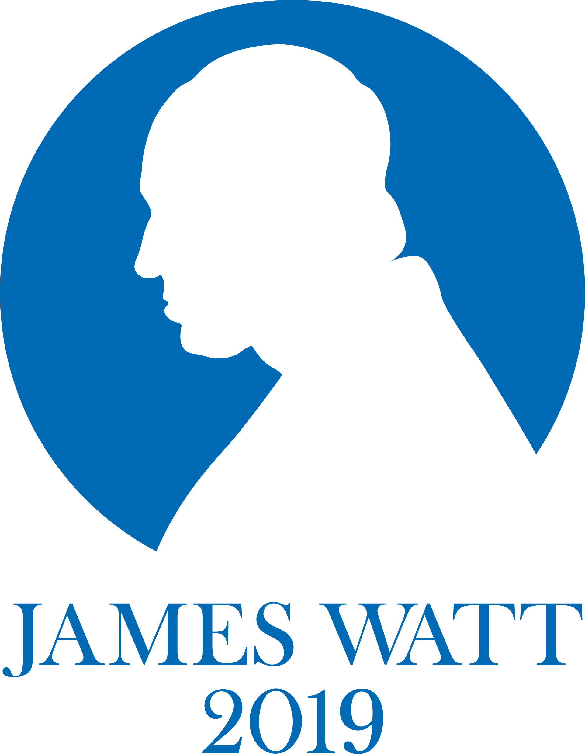 James Watt 2019 Exhibition logo