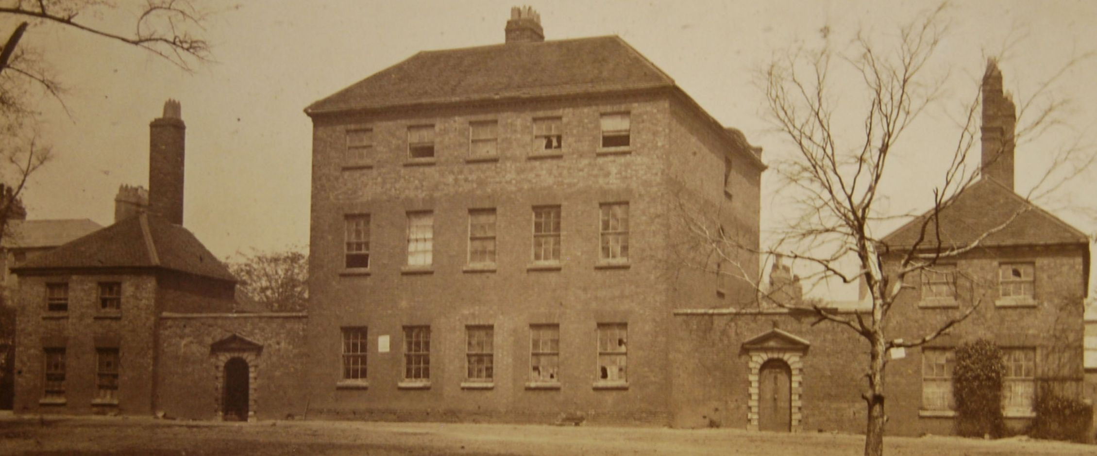 Harper's Hill c1872. Reproduced with permission of the Library of Birmingham