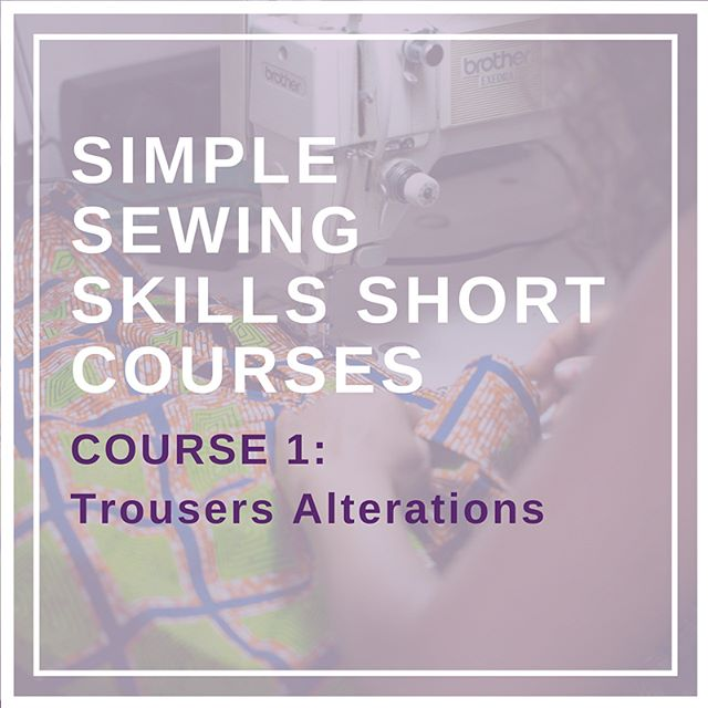 Our #SewingClasses are about ready to go!! Book for one day or all days. Places are very limited so email to check for availability and find out how to secure your spot! Info@noonefamoustailoring.co.uk  Come and join or #share with a friend who wants to brush up their #sewing #skills  #NoOneFamous #Tailoring #Alterations #Design #Courses #Leyton #London #DontMissOut
