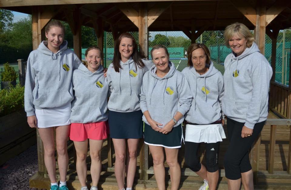 Libby Wales & Maxime Postlethwaite (1st pair), Mary George & Louise Christian (2nd pair), Julia Ellison & Debbie Rudyk (3rd pair)