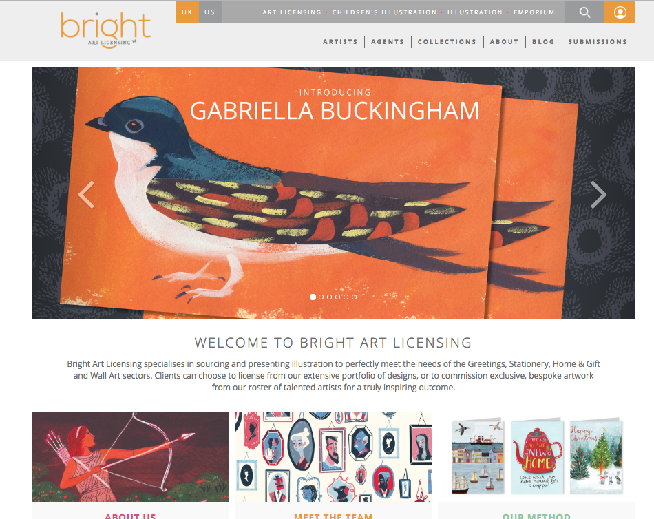 introducing gabriellabuckingham to The Bright Agency