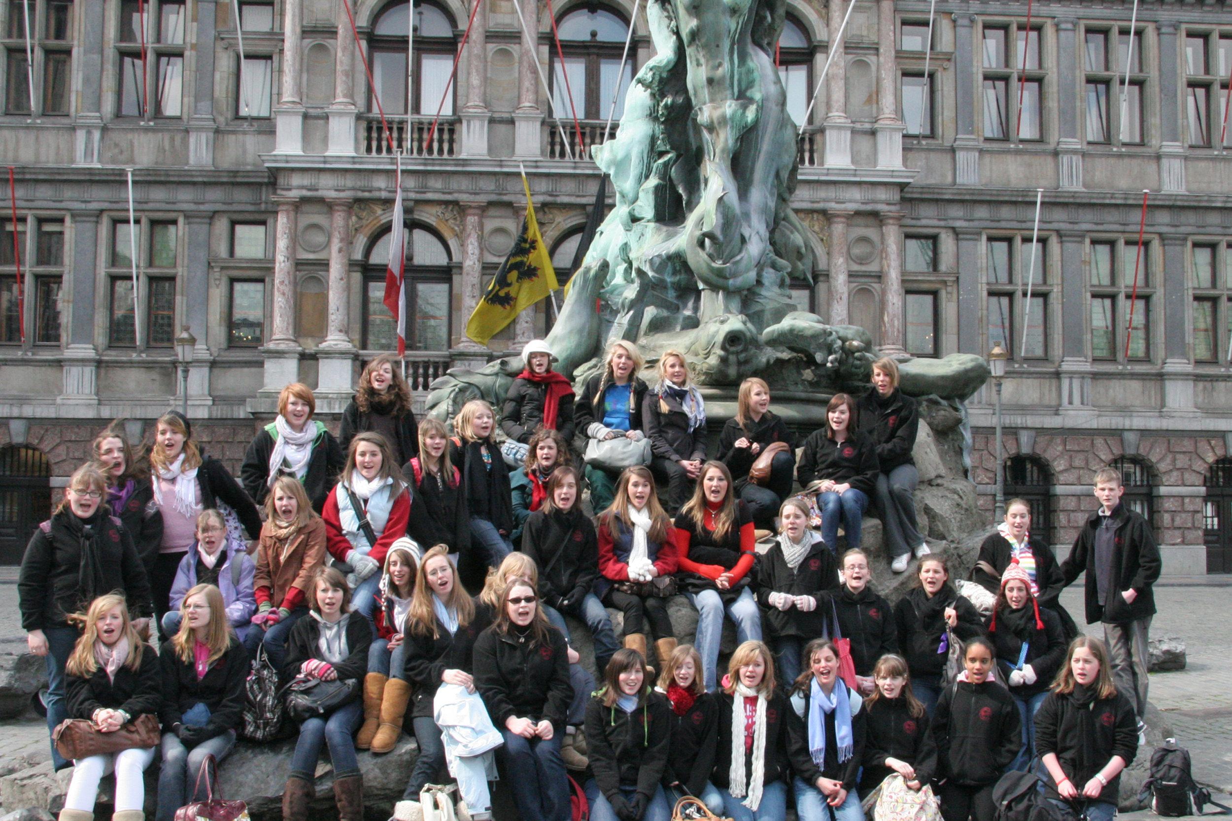 Belgium & Germany 2008