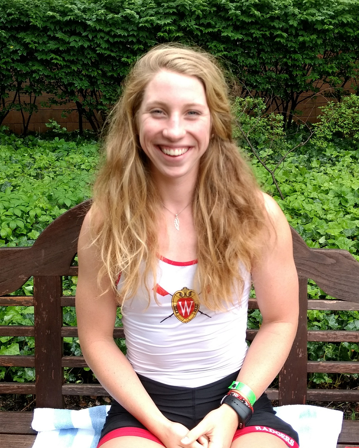 Hear Her Sports talks to U23 rower Maddie Wanamaker before she races at the World Championships in Bulgaria.