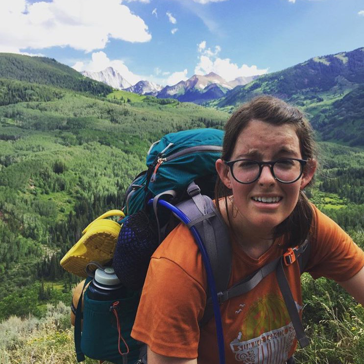 Tasmin Andres  loves backpacking, skiing, and climbing, and is the Chapter Leader of  Mappy Hour Cleveland . Mappy Hour started in New York City in 2014 to create a sense of community among people who live in urban areas but crave nature, sports, travel, and outdoor adventures. You can learn more about their upcoming events at MappyHour.