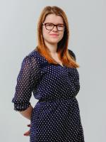 Anete Ēberliņa  Bioloģijas un ķīmijas skolotāja
