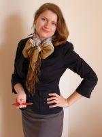 Anda Priedīte  Fizikas un bioloģijas skolotāja