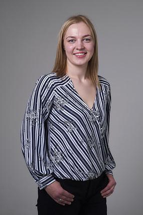 Anna Kurgane, latviešu valodas un literatūras skolotāja