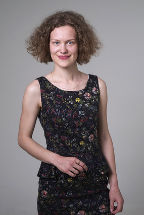 Evelīna Strelēvica, matemātikas skolotāja