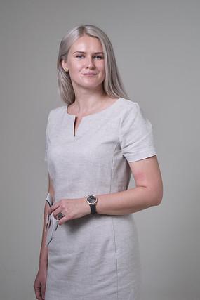 Jekaterina Blaua, dabaszinību skolotāja