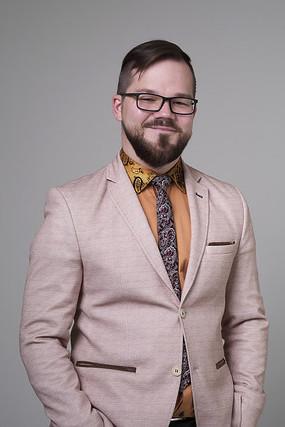 Krišjānis Baltauss, sociālo zinību skolotājs