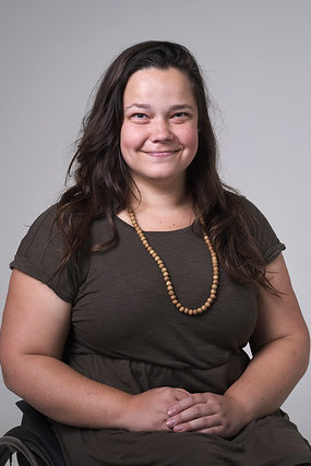 Sintija Bērziņa, vizuālās mākslas skolotāja
