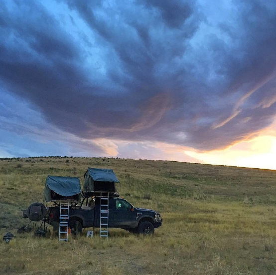 Trans America Trail (Colorado to the Oregon Coast) - 2015