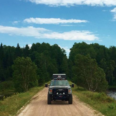 The Loneliest Road (Quebec) - 2016