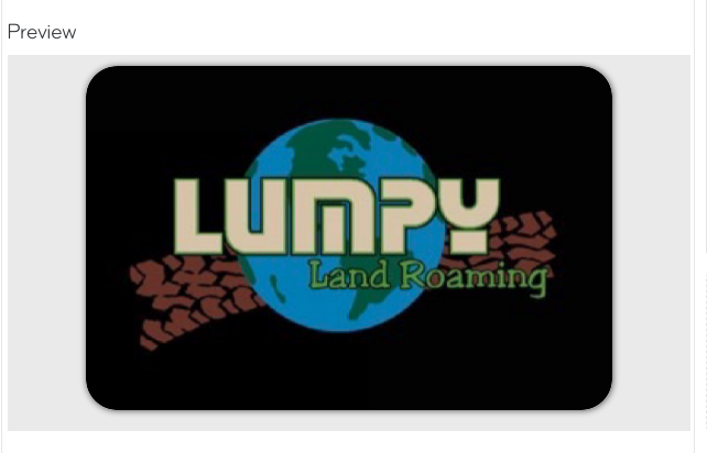 GET A LUMPY BUMPY - Interested in a Lumpy Bumper sticker?Email us and we will send you one.