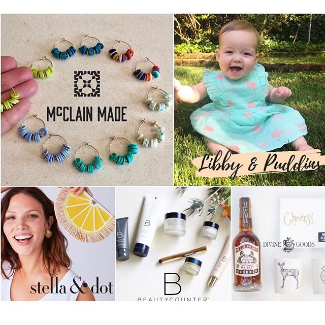 Hey Nashville! Join us this Thursday from 5-8pm for a special pop up show featuring @libbyandpuddins, Stella and Dot with @michelepvc, @divinegoodsgifts, and Beauty Counter products with @makayster. DM for details on location!  #beautycounternashville #stellaanddotnashville #popupnashville