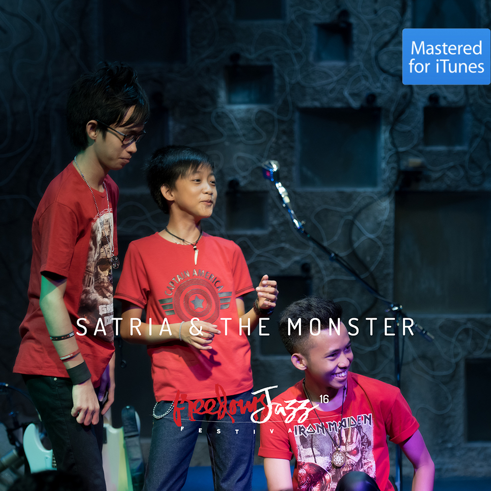 SATRIA & THE MONSTER