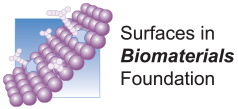 Surfaces in Biomaterials Foundation - The Surfaces in Biomaterials Foundation is dedicated to exploring creative solutions to technical challenges at the BioInterface by fostering education and multidisciplinary cooperation among industrial, academic, clinical and regulatory communities throughout the United States.SIBF has been leading the Surface industry for more than 20 years.