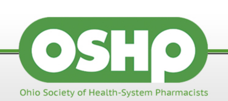 Ohio Society of Health-System Pharmacists - OSHP is the organization in Ohio representing pharmacists, students, technicians, and associates with an interest in health-system pharmacy practice. Our goals are to enhance education, advocacy, professional guidance, recognition, and communications within our membership and to the public.OSHP is the official affiliated state chapter of the American Society of Health-System Pharmacists (ASHP). This national organization of pharmacists and associates provides significant support for health-system pharmacy practices through their publication, software, meetings, professional development, continuing education, legislative, and group benefit offerings.