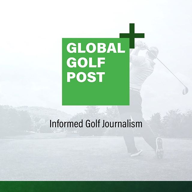 We designed and built this fully functional news site for @globalgolfpost. Subscribe and check out the compelling long-form articles! Link in bio🏌️ #golf #websitedesign