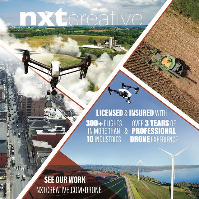 By now I'm sure you know that we love to fly our drone. We designed this print as for @figlancaster to highlight our drone capabilities. #drone #photography #video