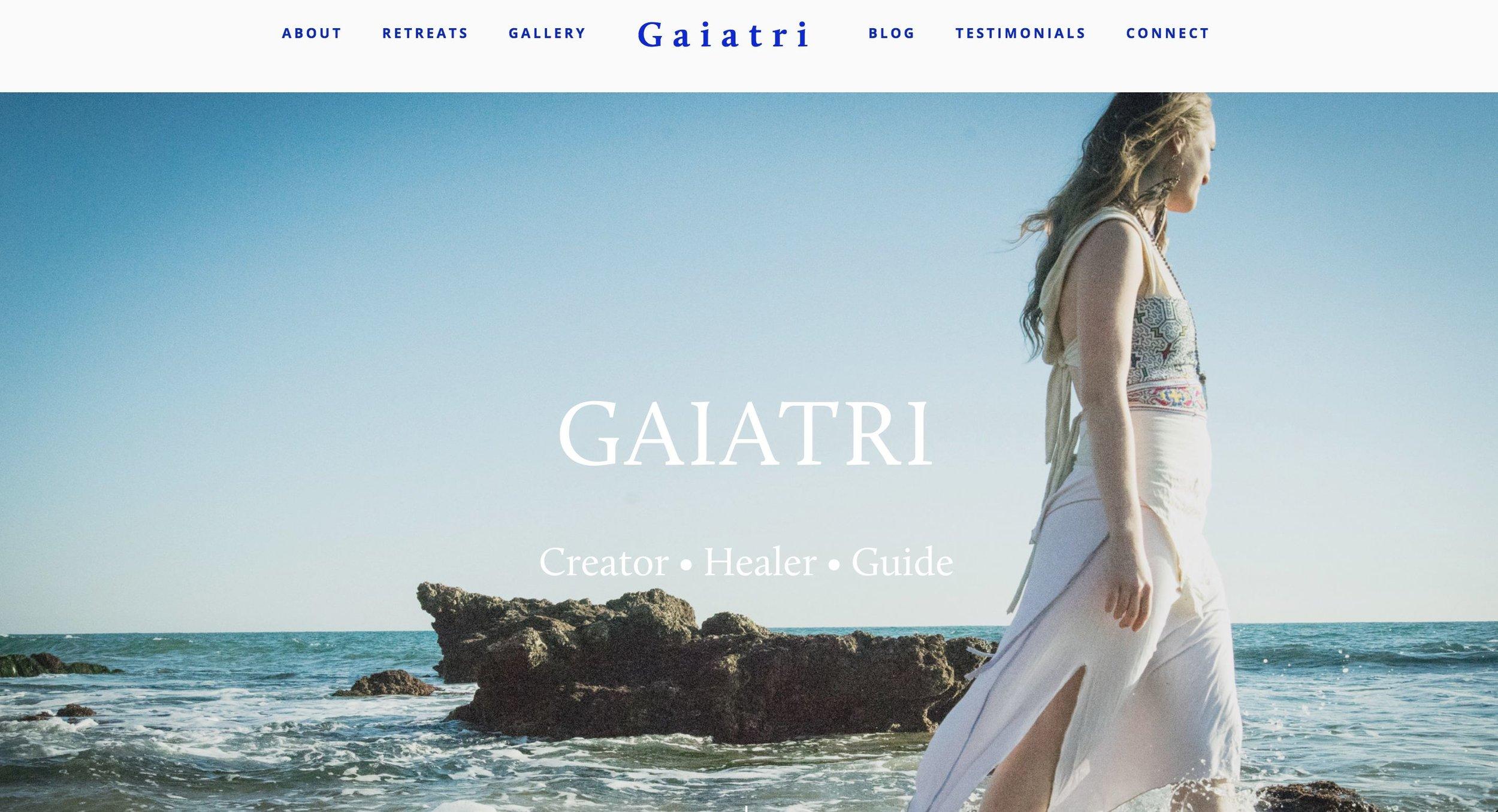 Gaiatri.org