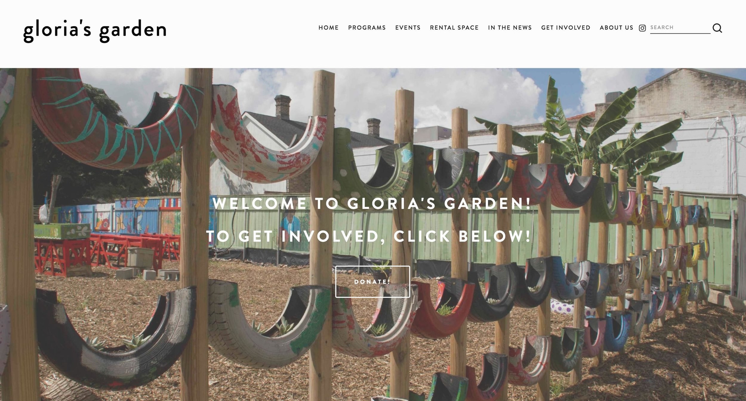 GloriasTremeGarden.com