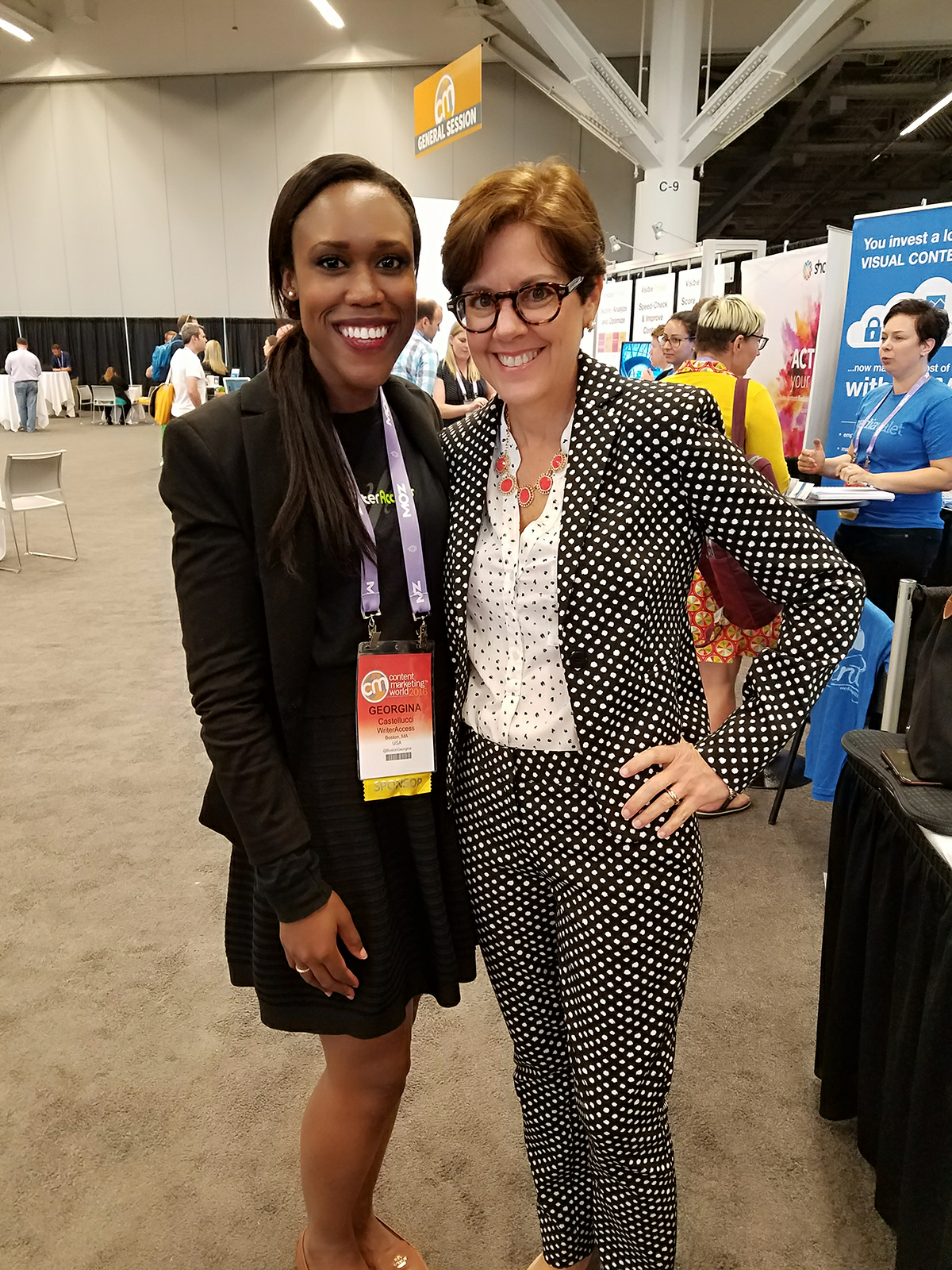 The 9 Top Takeaways From the Top Marketing Conference in America-Georgina-Ann-Handley.jpg