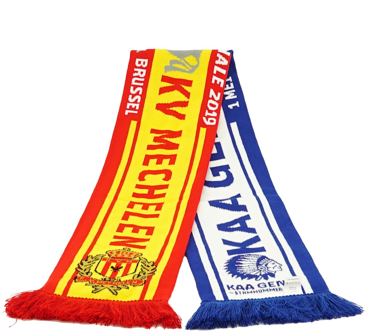 KV Mechelen Half n Half Scarf